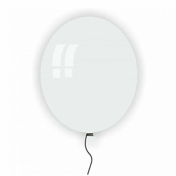Балон Rocca бял