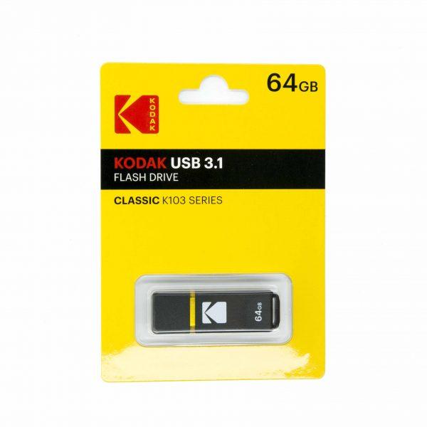 USB флаш памет 64 Gb Kodak