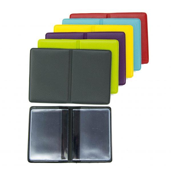 Калъф за лични документи цветен