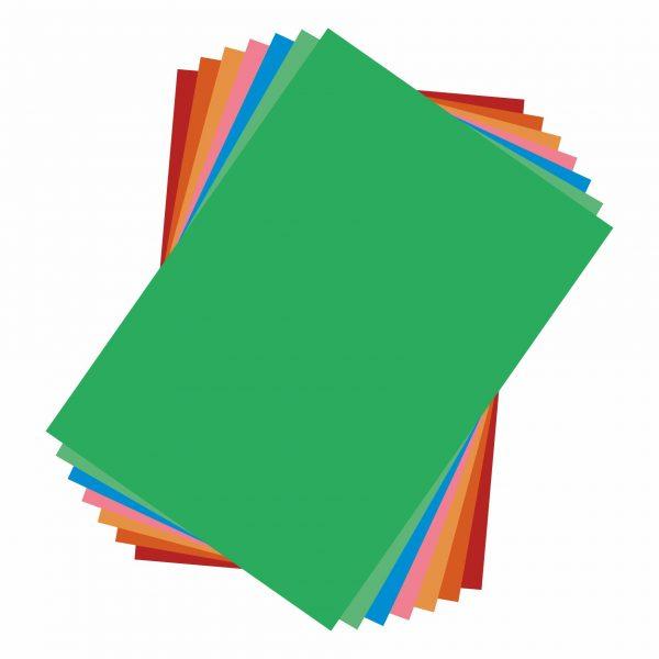 Офсетов цветен картон Caribic170 г/м2