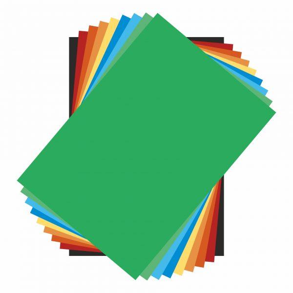 Цветен картон Caribic 250 г/м2