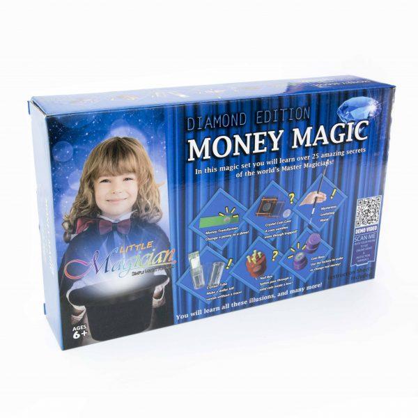 Фокуси с пари