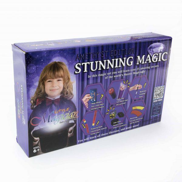 Фокуси Зашеметяваща магия
