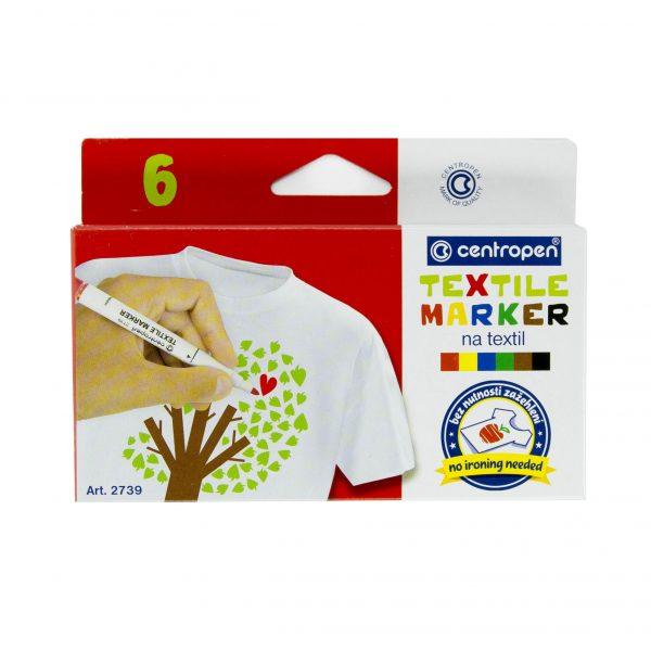 Текстилни маркери Centropen