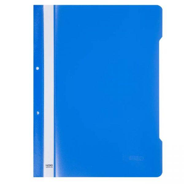 Папка PVC Noki синя