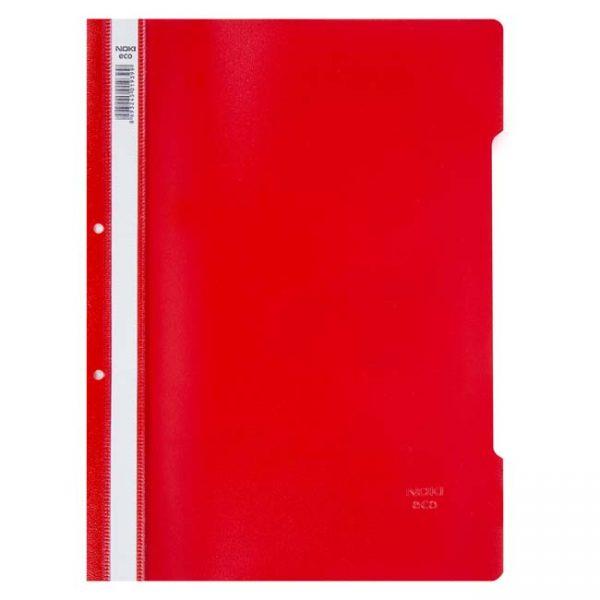Папка PVC Noki червена