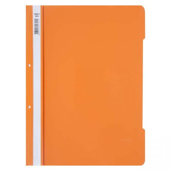 Папка PVC Noki оранжева