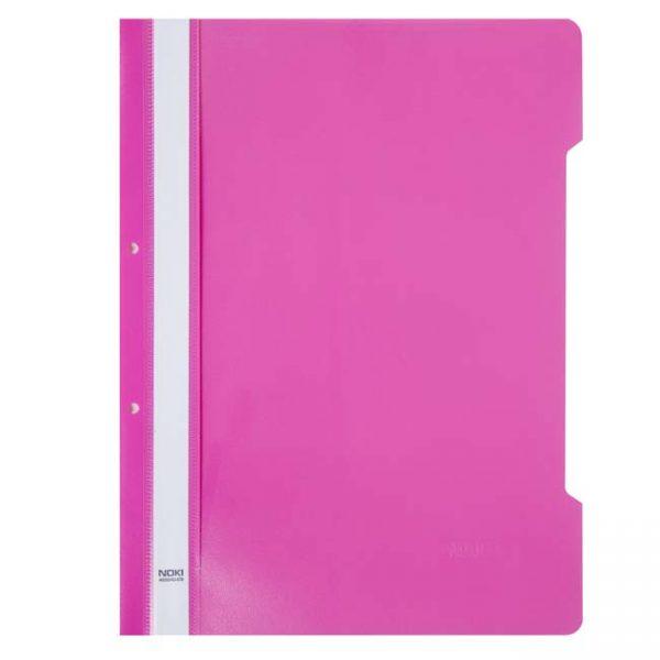 Папка PVC Noki розова