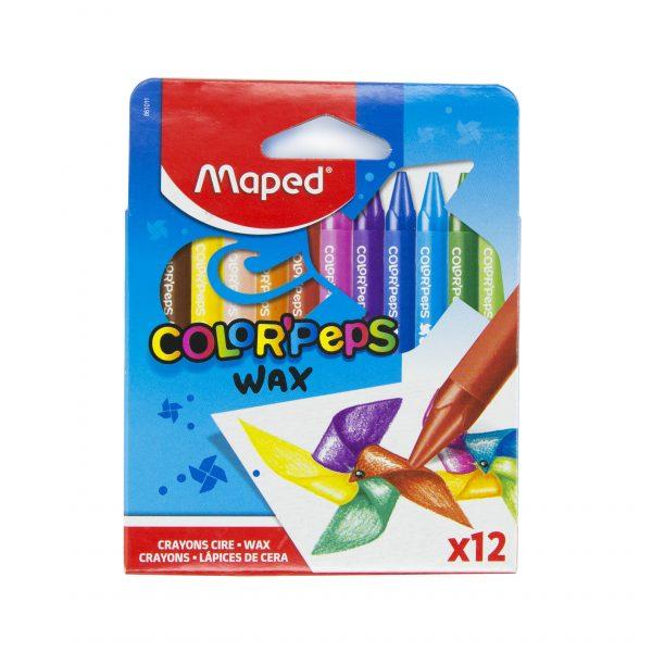 Пастели Maped 12 цвята