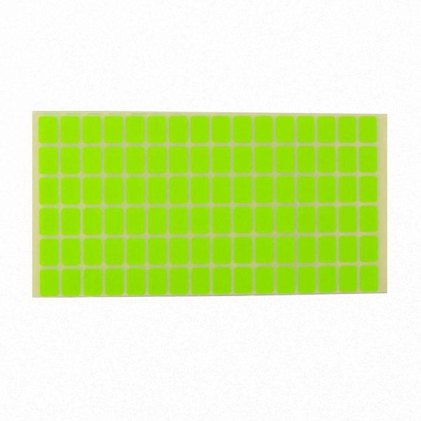Ценови етикети 18/12 мм зелени