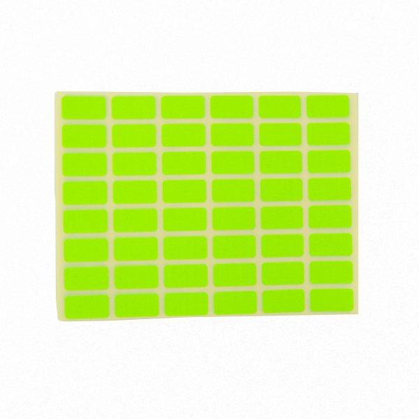 Ценови етикети 23/12 мм зелени