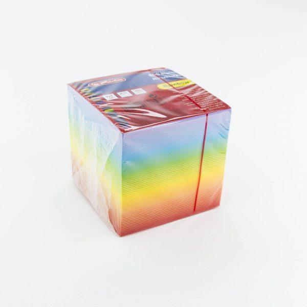 Цветно кубче 800 листа Herlitz