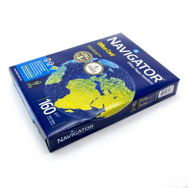 Копирен картон Navigator A4 160 г/м2