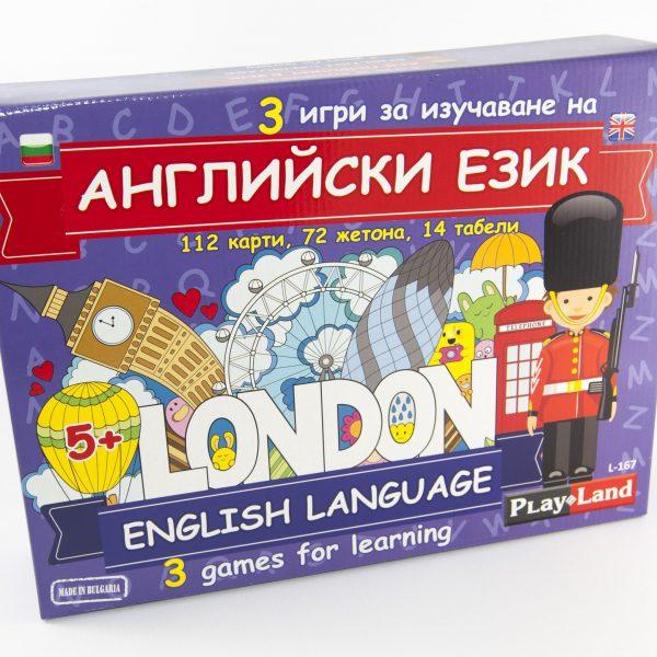 Игра Английски език