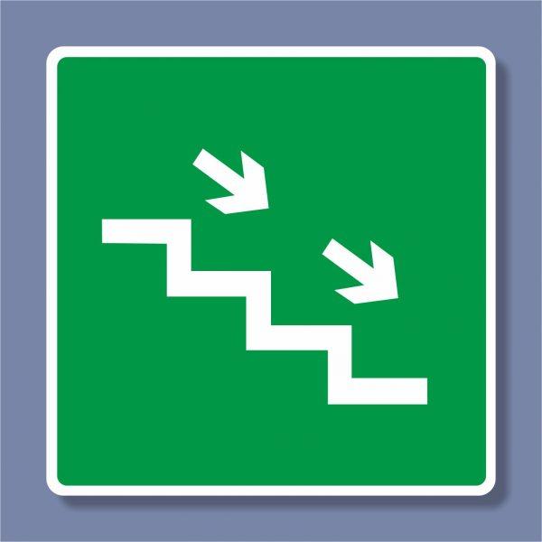 Знак Аварийно стълбище - 271
