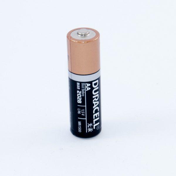 Батерия Duracell R06 AA алкална