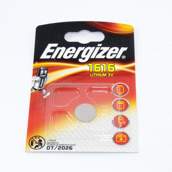 Батерия Energizer 1616