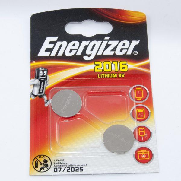 Батерия Energizer 2016