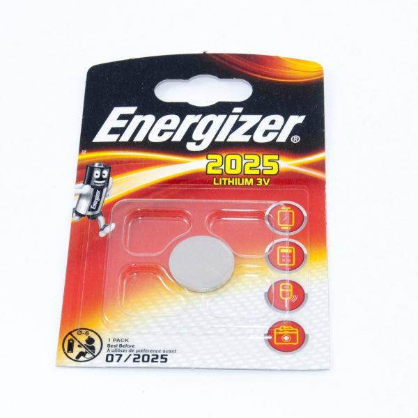 Батерия Energizer 2025