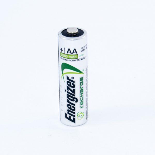 Батерия Energizer AA 2000 mAh презареждаща се