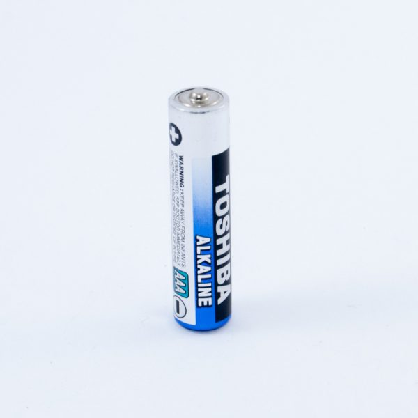 Батерия Toshiba R03 AAA алкална