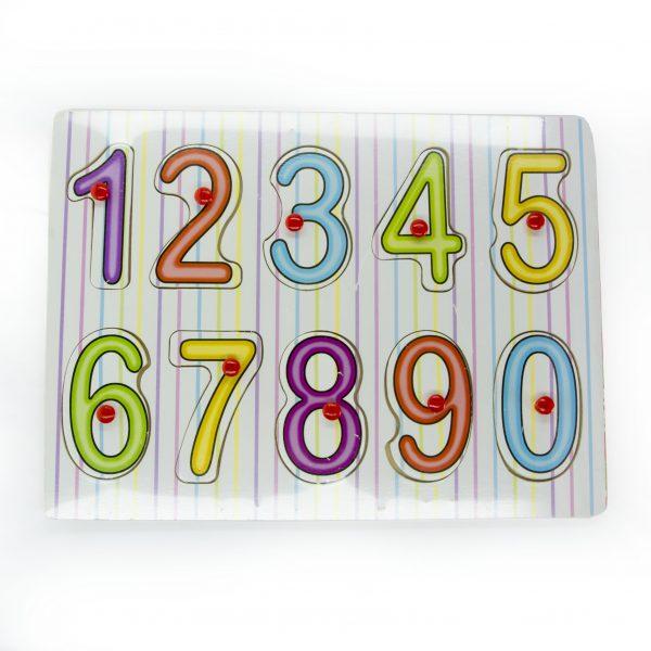 Дидактическа игра Цифри