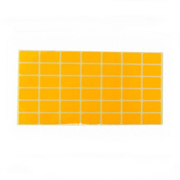 Ценови етикети 30/17 мм оранжеви