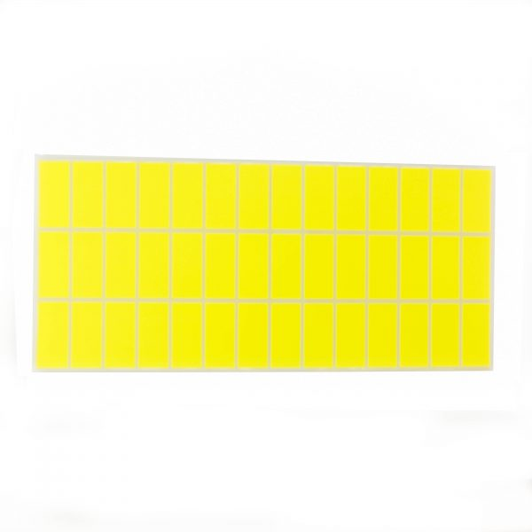 Ценови етикети 50/22 жълти