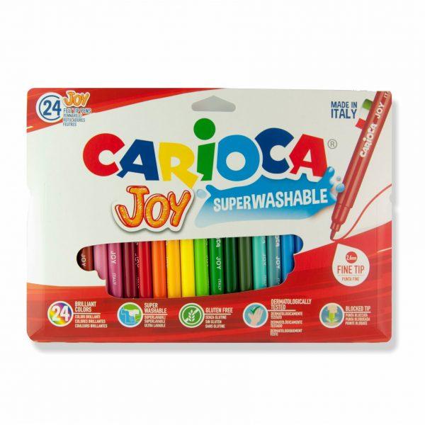 Флумастри 24 цвята Carioca