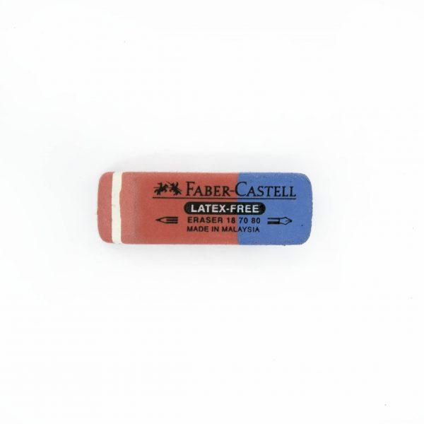 Гума за молив и мастило 7070-80 Faber Castell малка