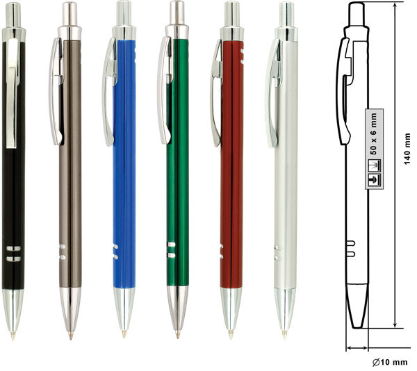 Химикалка MP7013