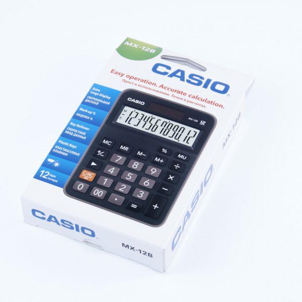 Калкулатор Casio MX-12-B