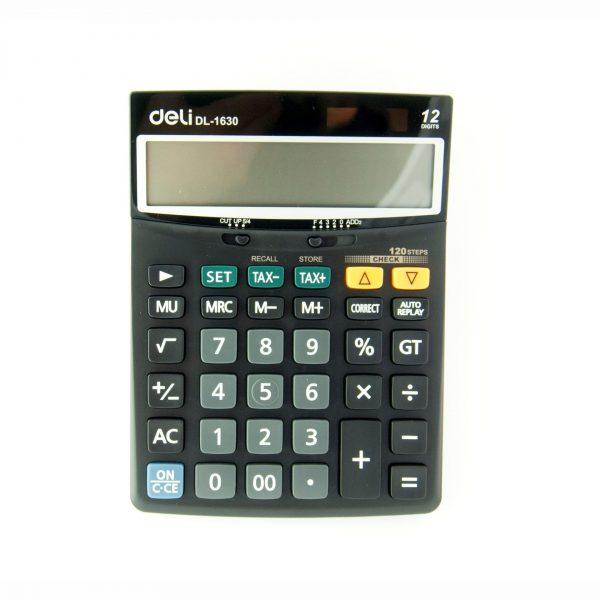 Калкулатор Deli Core E1630 TAX