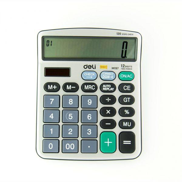 Калкулатор Deli Core EM19710
