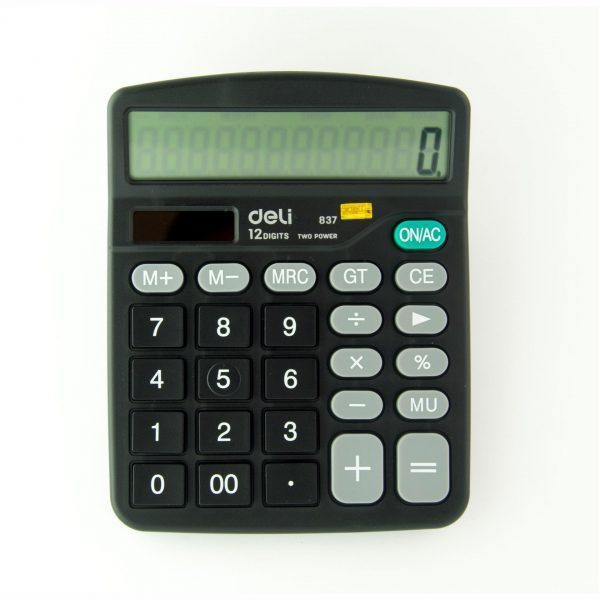 Калкулатор Deli Easy DL-837