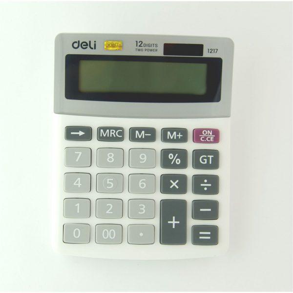 Настолен калкулатор Deli Easy E1217
