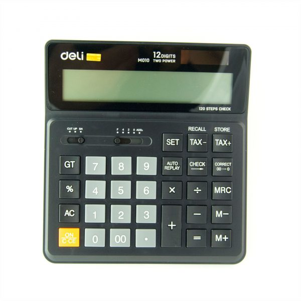 Калкулатор Deli Smart EM01020 TAX