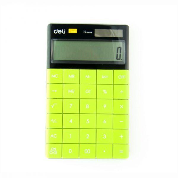 Калкулатор Deli Touch E1589