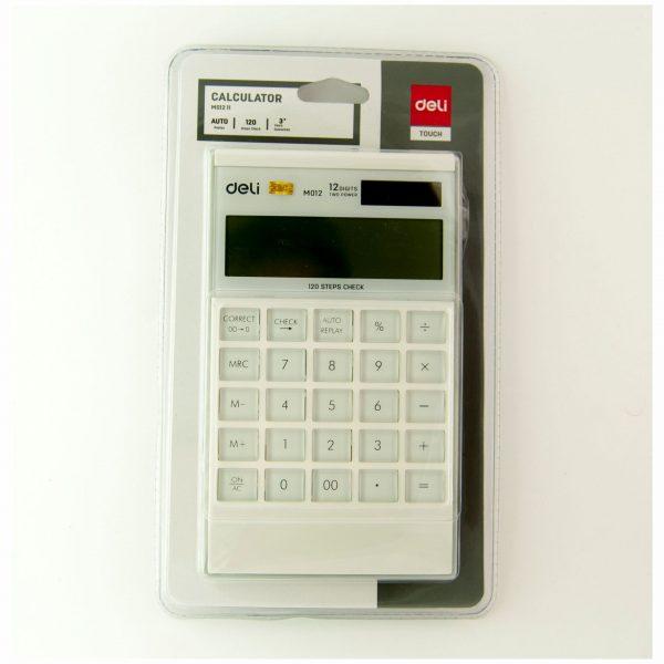 Калкулатор Deli Touch EM01211