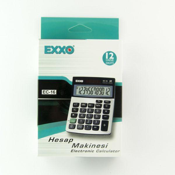Калкулатор EXXO EC-16