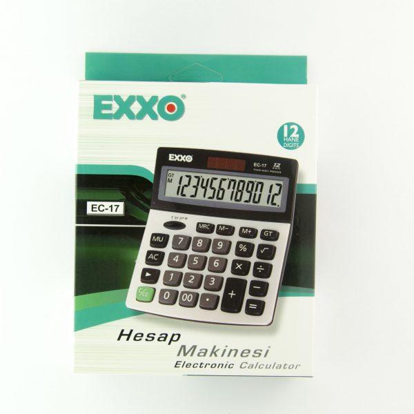 Калкулатор EXXO EC-17