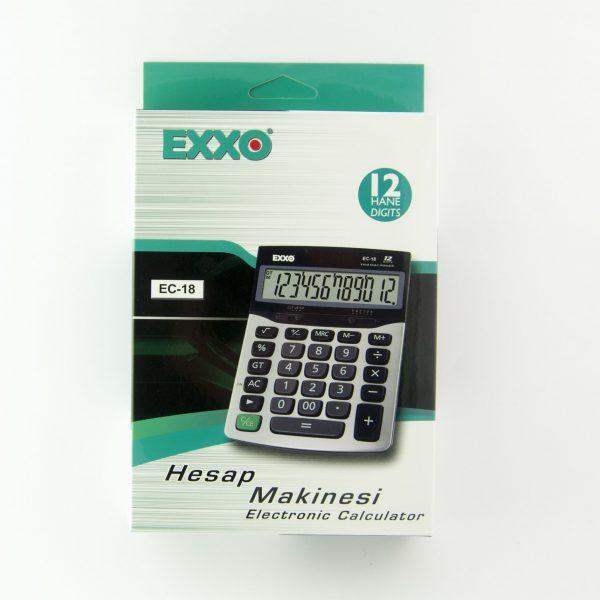 Калкулатор EXXO EC-18