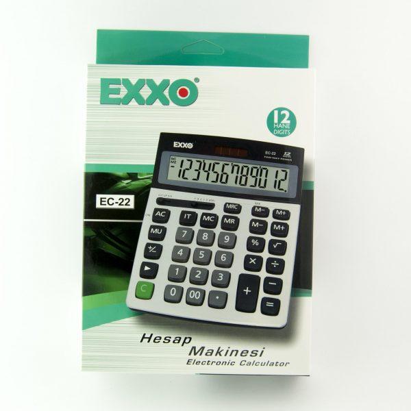Калкулатор EXXO EC-22