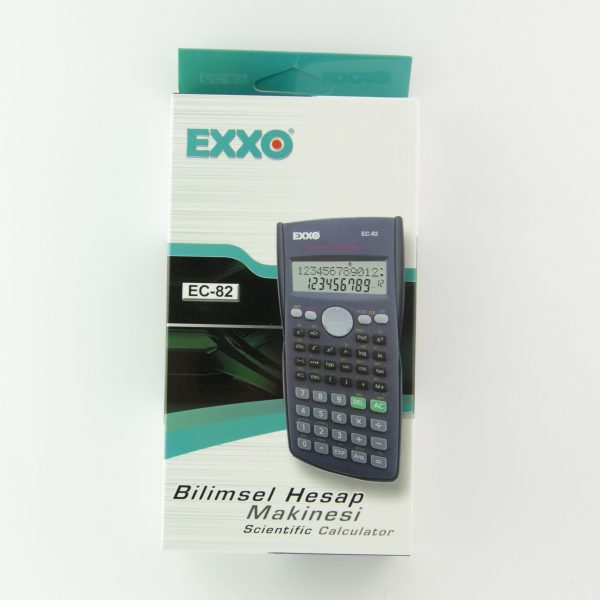 Калкулатор EXXO EC-82