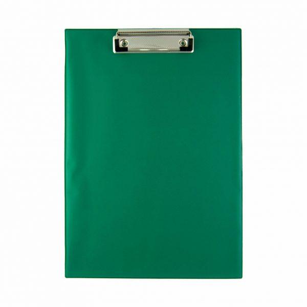 Офис клипборд А4 зелен