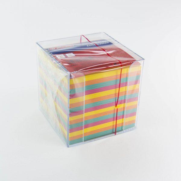 Цветно кубче 650 листа Herlitz