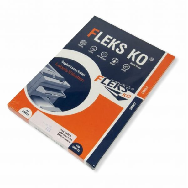 Самозалепващи етикети Fleks ko