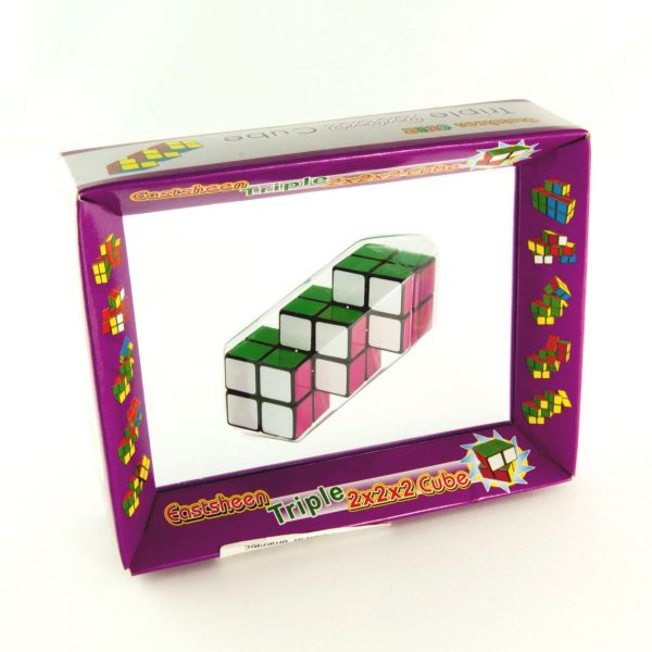 Магическо кубче тройно - Kantselarski.bg - 1