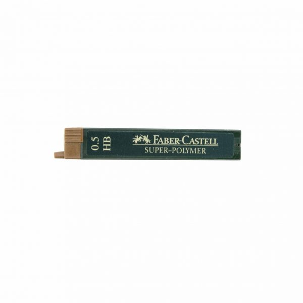 Миниграфити 0,5 мм НВ Faber Castell