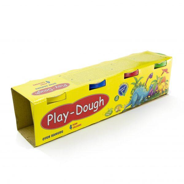 Моделин Play Dough 4 цвята